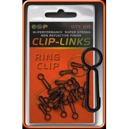 Klips ESP ring clip - 20 szt
