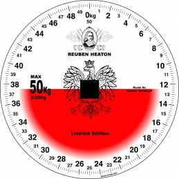 Limited Production Scale Metric only 50kg Polska