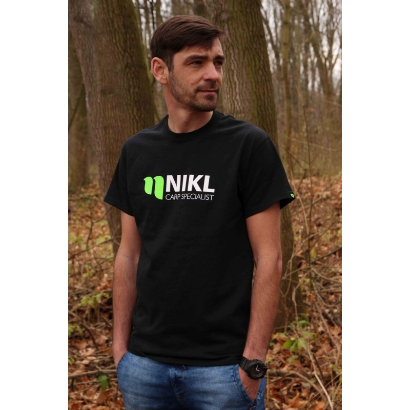 T-shirt Karel Nikl - nowe logo