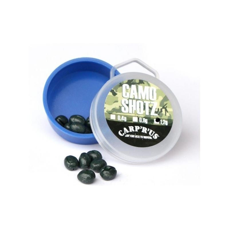 Camo Shotz Green Carp'R'us