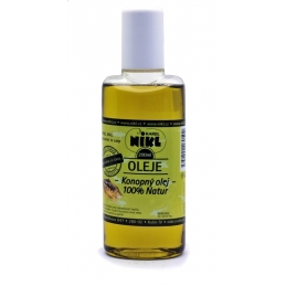 Olej z konopii 100 % Naturalny
