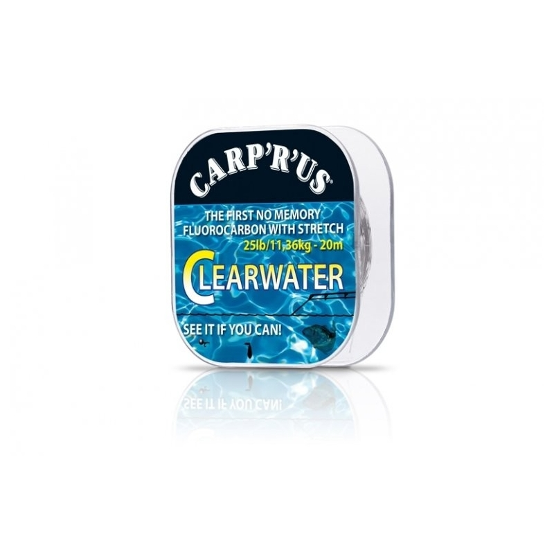 Clearwater Fluorocarbon 20m