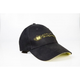 'The General' Baseball Cap Black RidgeMonkey