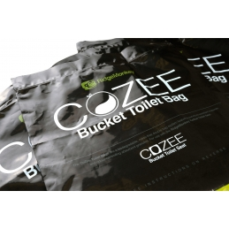 CoZee Toilet Bags x5 RidgeMonkey