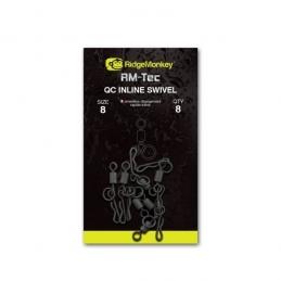 RM-Tec Quick Change Swivel size 8 Ridge Monkey