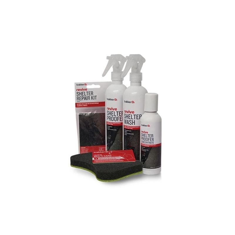 REVIVE SHELTER COMPLETE CARE KIT TRAKKER PRODUCTS