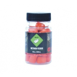 Feeder pellets powder dip Kill Krill