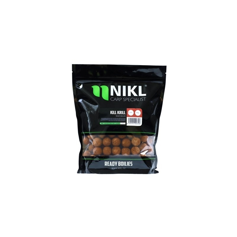 READY boilie Kill Krill 250g Karel Nikl