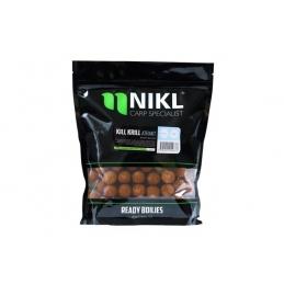 READY boilie Kill Krill ATRAKT - 1 kg Karel Nikl