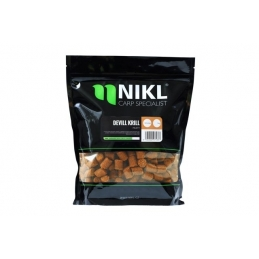 Devil Krill pellet - 1 kg Karel Nikl