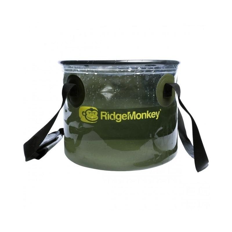 RIDGE MONKEY Perspective Collapsible Bucket