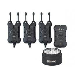 SKX 3+1 ALARM + BIVVY LAMP Sonik Sports