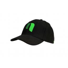 Czapeczka czarna Big Logo Nikl