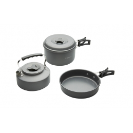 Armolife Complete Cookware Set Trakker Products