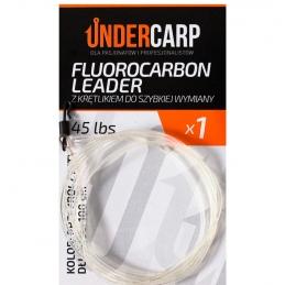 Fluorocarbon Leader 45 lbs / 100 cm UNDERCARP