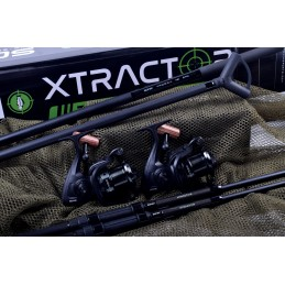 Xtractor 2 Rod Carp Kit Sonik Sports