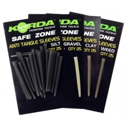 Anti tangle hookline sleeves - Korda