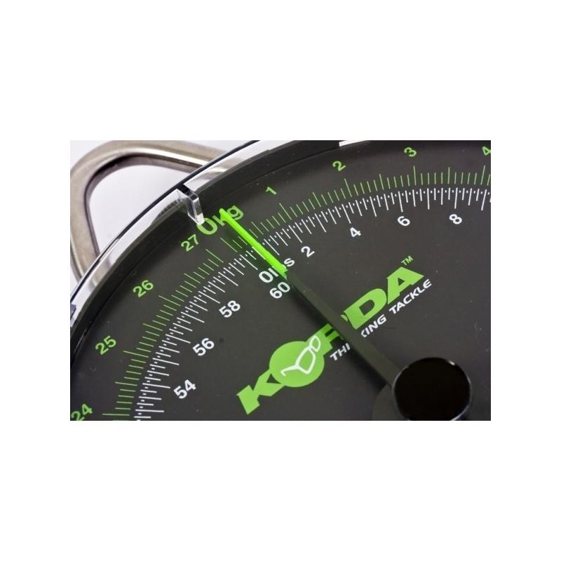 Waga Korda 54kg - 120 lb dial scales