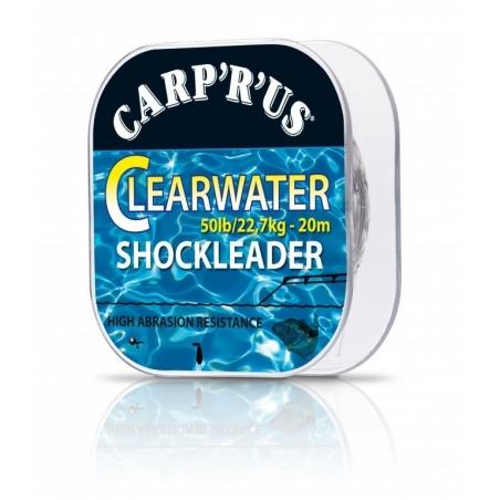 Clearwater Shockleader 50lb 30m