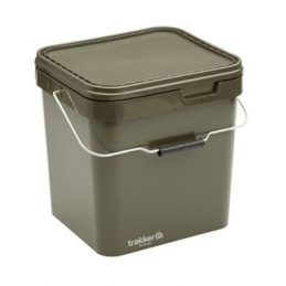 17ltr kwadratowe wiadro Square Container Trakker Products