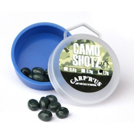 Camo Shotz Green Carp'R'us