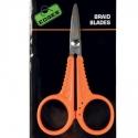 Nożyczki Micro Scissors Braid Blades FOX