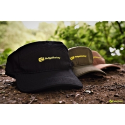 Five Panel Cap Black RidgeMonkey czapeczka