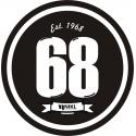 """Kulki w dipie """"68"""" Karel Nikl"""