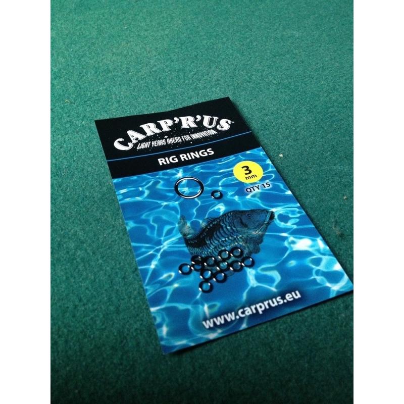 Rig Rings 3mm Carp'R'us