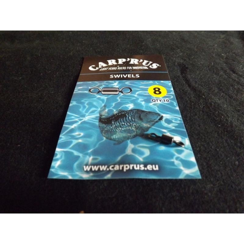 Swivels size 8 Carp'R'us