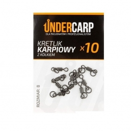 Krętlik karpiowy z kółkiem UNDERCARP