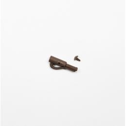 Bezpieczny klips z bolcem brązowy UNDERCARP