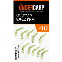 Adapter haczyka M - zielony  UNDERCARP