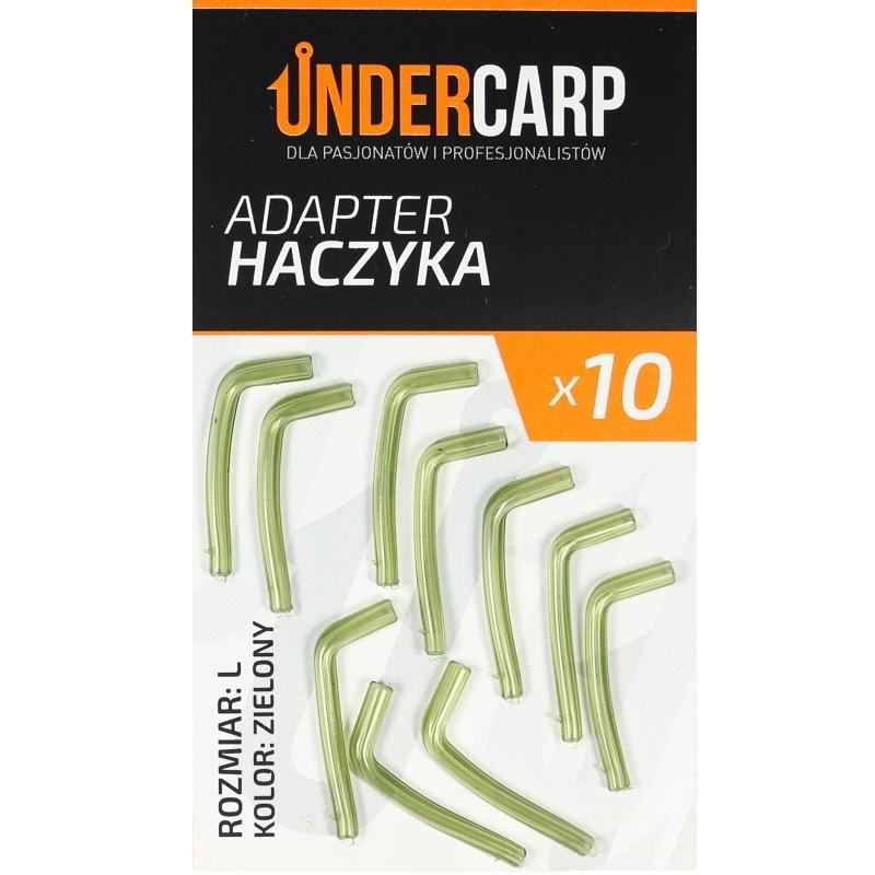 Adapter haczyka L - zielony  UNDERCARP
