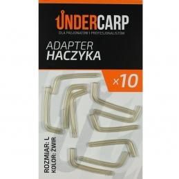 Adapter haczyka L - brązowy UNDERCARP