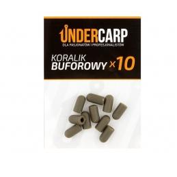 Koralik buforowy - zielony UNDERCARP