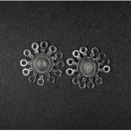 Gumki do mocowania przynęt 4 mm UNDERCARP