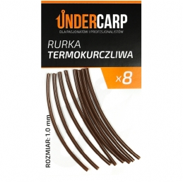 Rurka termokurczliwa brązowa 1,0 mm UNDERCARP