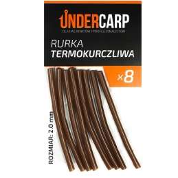 Rurka termokurczliwa brązowa 2,0 mm UNDERCARP