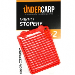 Mikro stopery - czerwone UNDERCARP