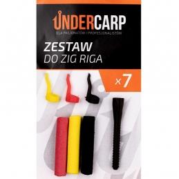 Zestaw Zig Rig  UNDERCARP